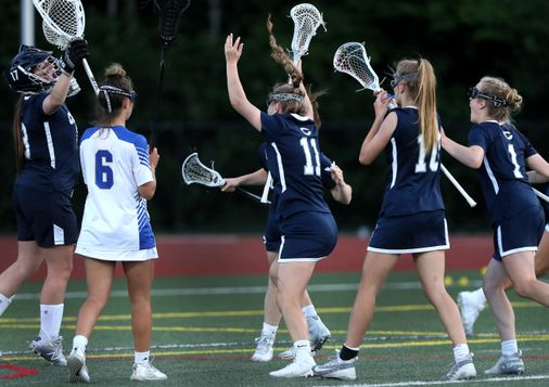 Madie Donovan lifts Cohasset girls' lacrosse into sectional final