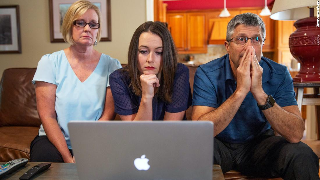 A rape during a Tinder date tests a family's faith