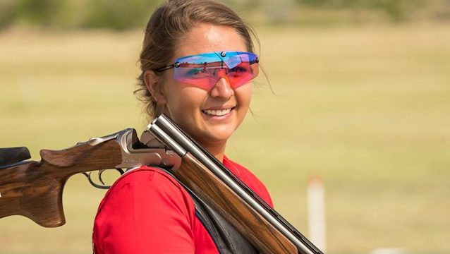 Ashley Carroll ends U.S. trap drought at shotgun worlds
