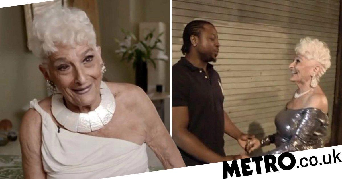 83-year-old grandma uses Tinder to find young men to have sex with