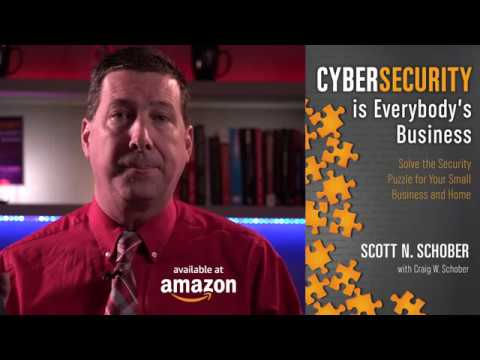 'Hacked Again' Author Makes Cybersecurity Everybody's Business