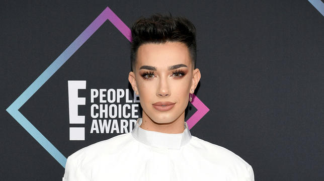 YouTuber James Charles Reportedly Has A Verified Tinder Account Set As A Female