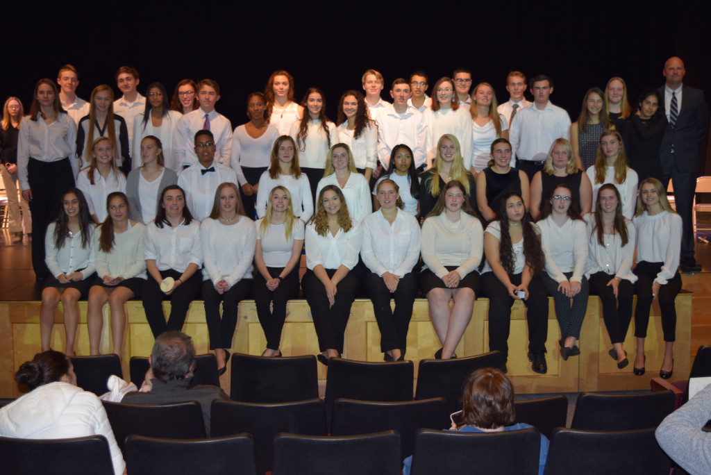 Monty Tech holds annual National Honor Society induction ceremony – Sentinel & Enterprise