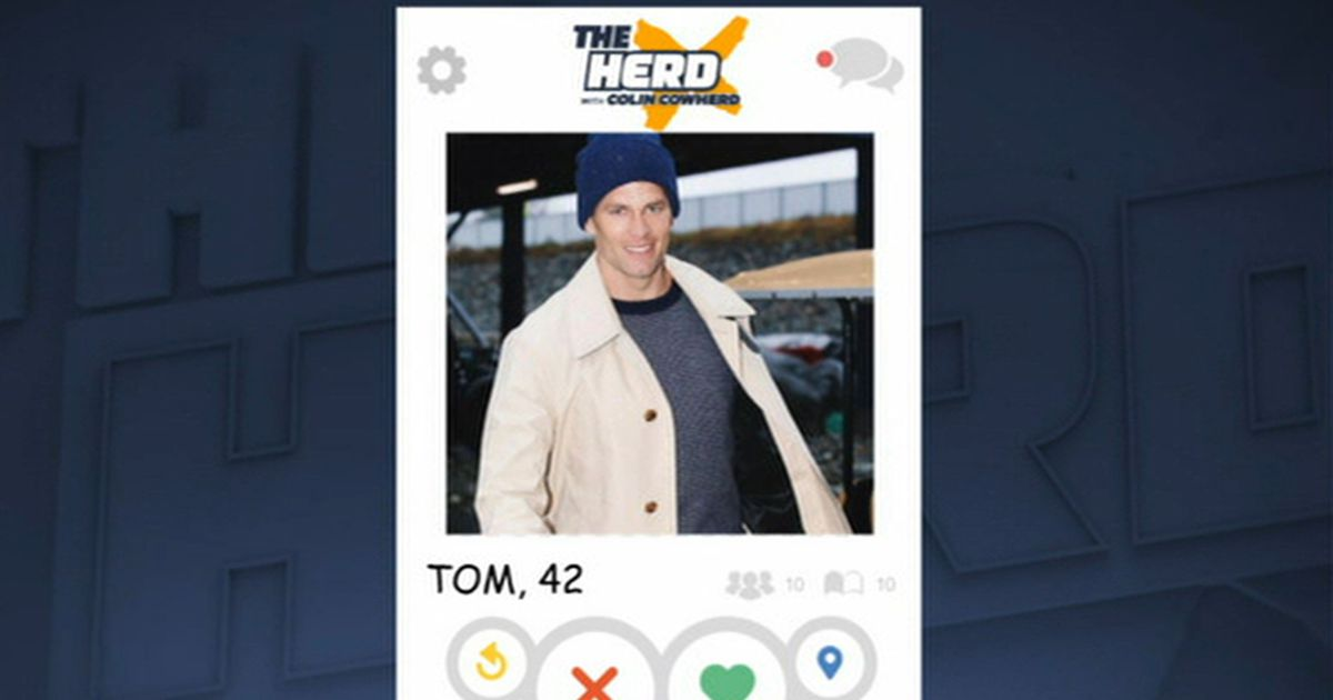 Colin Cowherd plays 'QB Tinder' to choose which teams should commit to their QBs (VIDEO)