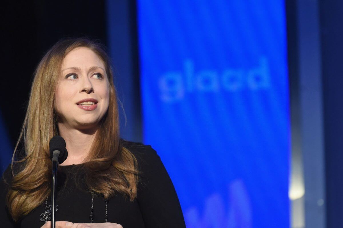 Thanks, Trump! Chelsea Clinton's stake in Tinder-Owner Has surged 320% Since 2016