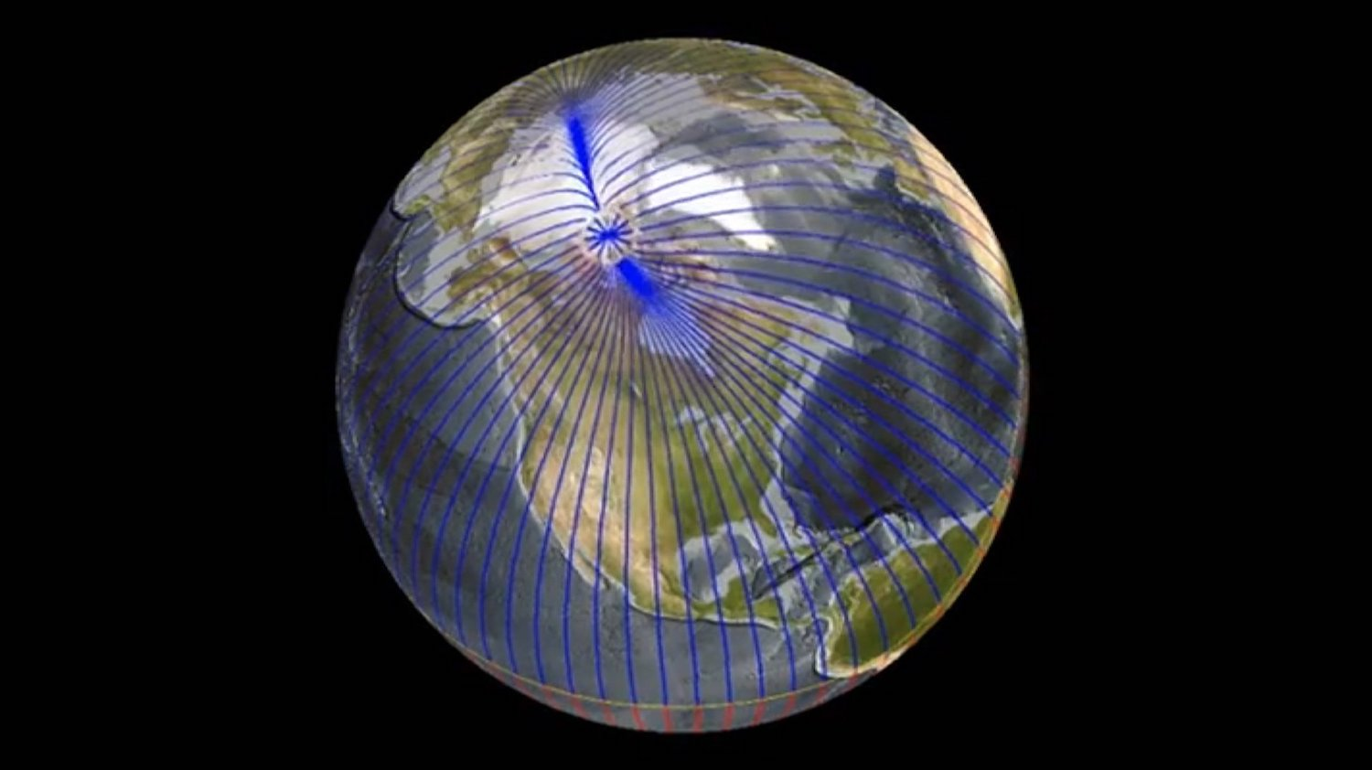 Earth's Magnetic North Pole Is Heading for Russia, Say Researchers – NTD